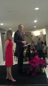 UN Foundation President Tim Wirth and CEO Kathy Calvin